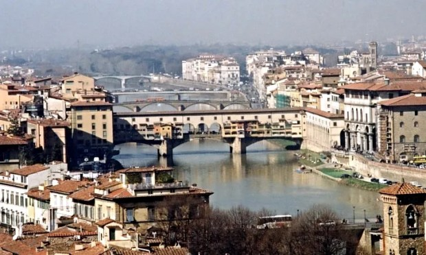 The Old Bridge Florence