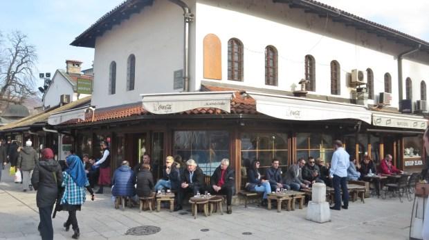 Sarajevo Bosnia capital