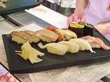 Sushizanmai Osaka restaurant