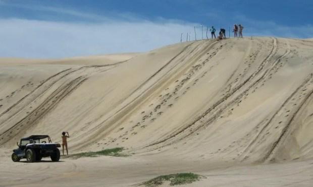 Fortaleza Canoa Quebrada north Brazil