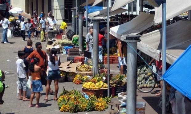 Belem market