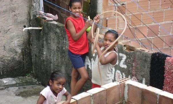 Rocinha favela Rio de Janeiro