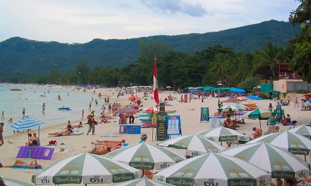 Beautiful Chaweng Beach Koh Samui