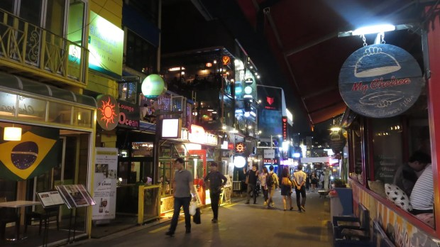 Myeongdong Seoul South Korea