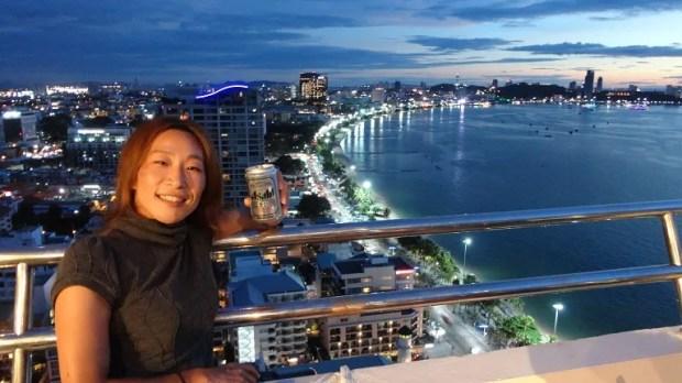 Markland Pattaya beach