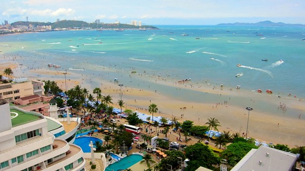 Hello welcome Pattaya Beach Rd Thailand