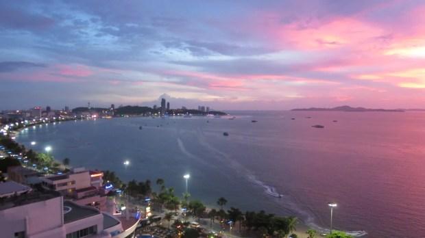 best sunsets thailand