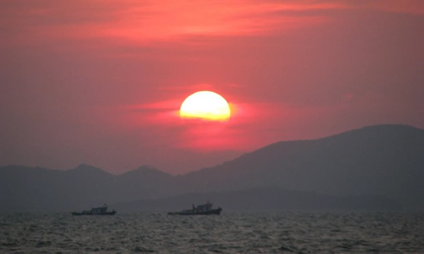 Pattaya's Best Sunsets Thailand