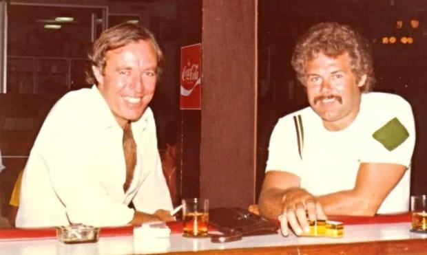 First trip Pattaya Thailand March 1980