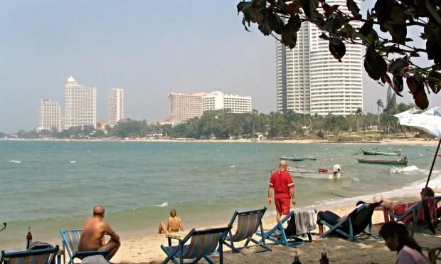 Wongamat Pattaya