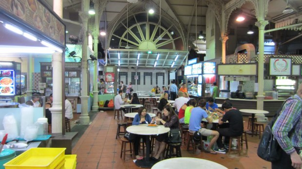 Singapore Street Food Old Market