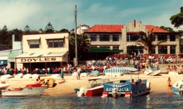 Doyle's 1981 Watson's Bay