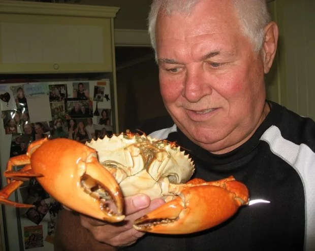 QLD mud crab david herd