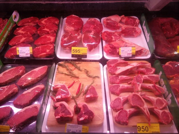 Best Pattaya butcher Big C Extra