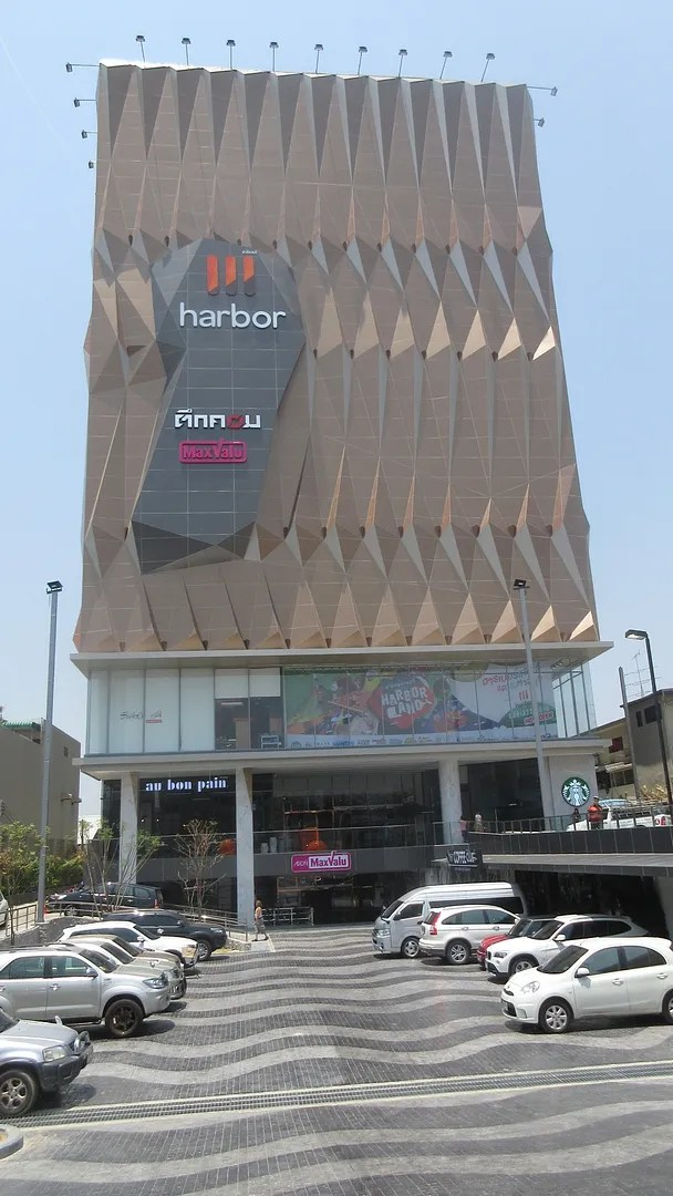 Harbor new Pattaya Shopping Mall