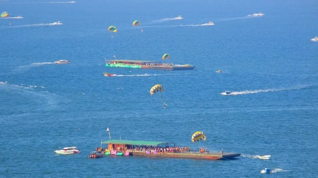 Pattaya Parasailing every day
