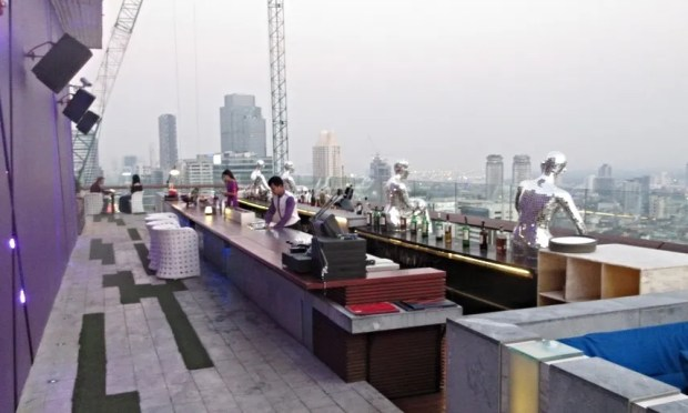 Bangkok Roof 38 Bar