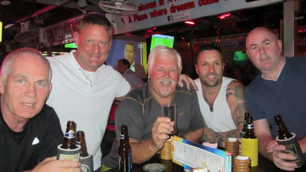 Soi 7 Pattaya Pubs Bars Babes