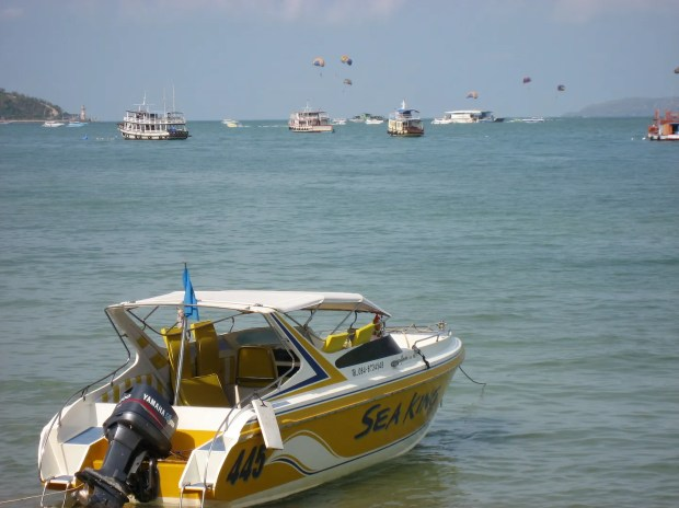 Four Pattaya trips