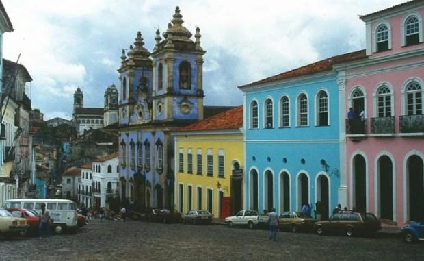 Salvador Bahia Brazil