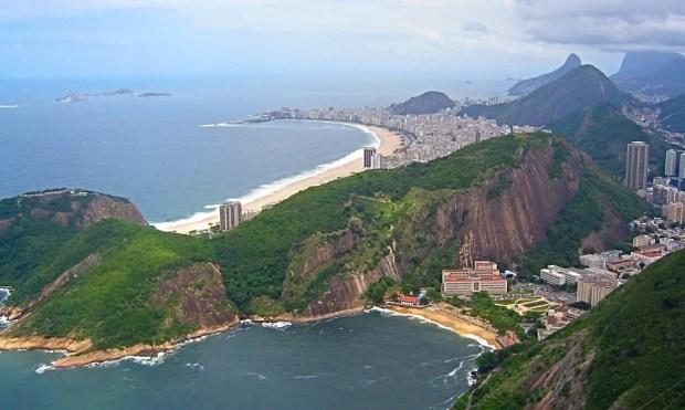 Sugarloaf Mountain Rio De Janeirio