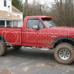 Suggestions For Aftermarket Wheels On A 1994 F250 Ford Truck Enthusiasts Forums