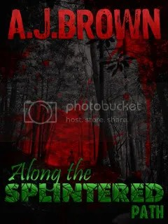 Along The Splintered Path, Book Cover