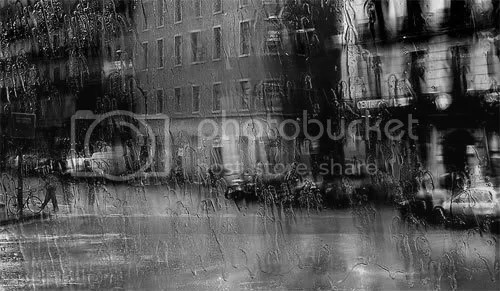 Rainy City Street Pictures, Images and Photos