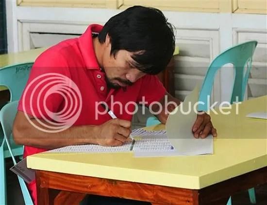 Voter Manny