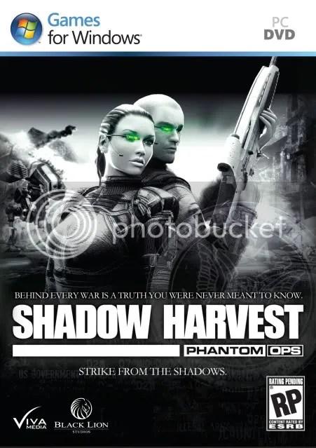BAIXAR JOGO Shadow Harvest – Phantom Ops PC