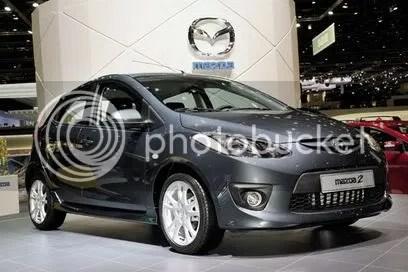 Mazda 2 supermini