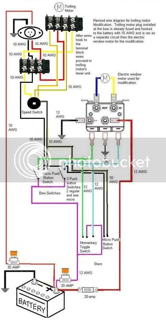 Motorguide Wire Diagram Page 1