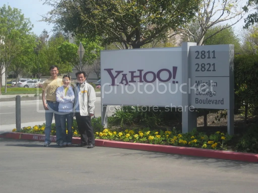 At Yahoo