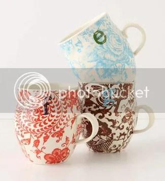 ashleigh jean blog fashion in flight gift guide holiday anthropolgie monogram monogramed mugs coffee