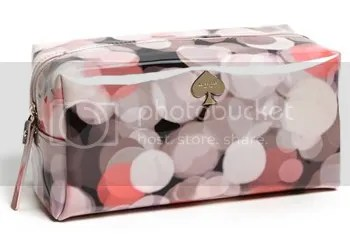 ashleigh jean blog fashion in flight gift guide holiday kate spade large cosmetics make up case