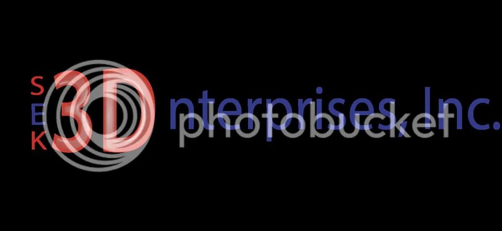 SEK 3D Enterprises, Inc.