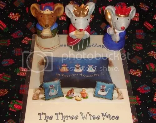 3 Wise Mice