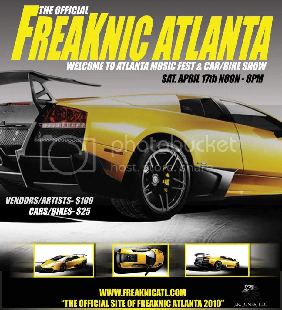 Freaknic Returns to Atlanta!