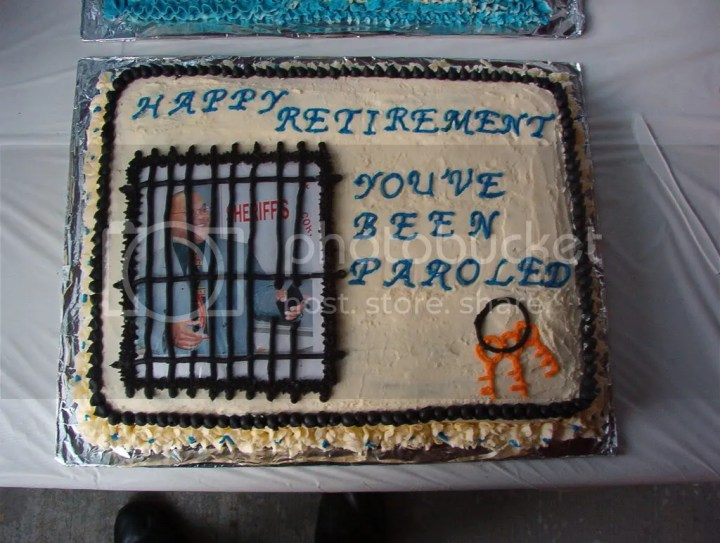 Wishes Retirement Cake Wording