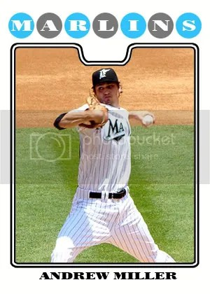 2008 Topps Custom Baseball Card