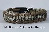 Multicam & Coyote Brown