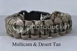 Multicam & Desert Tan