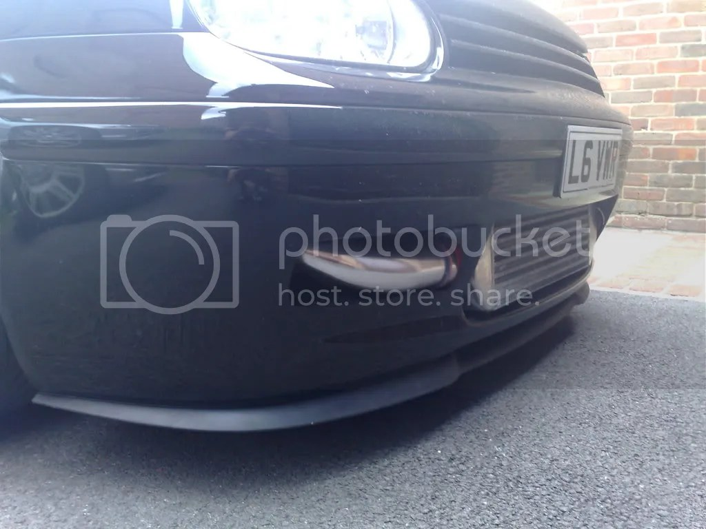 Show Us Your Front Splitter Valence