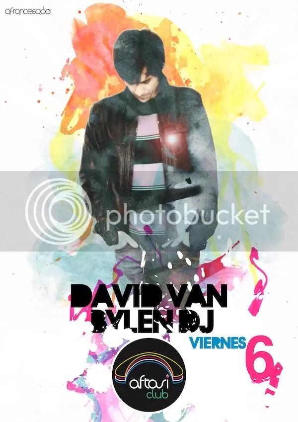 David Van Bylen DJ @ Aftasí Club