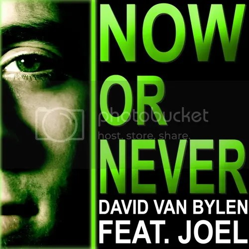 David Van Bylen feat. Joel - Now or never