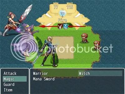 MV Battle Action Info | Galv's RPG Maker Scripts & Plugins