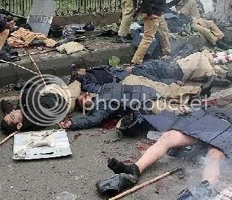 atentado en pakistan