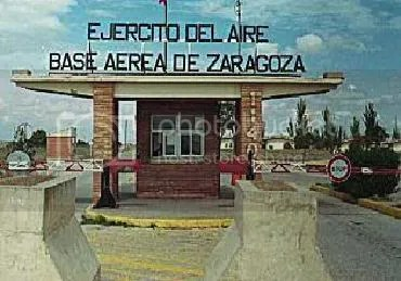 base aerea zaragoza