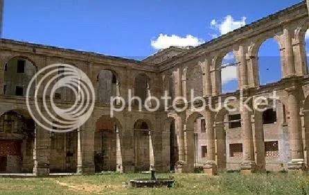 el monasterio de sopetran -guadalajara-