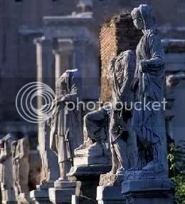 las vestales romanas